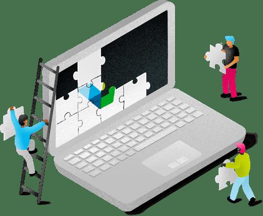 Criação de Sites - Savisoft